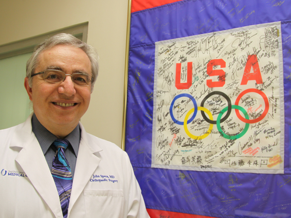 People of the U: Dr. John Speca