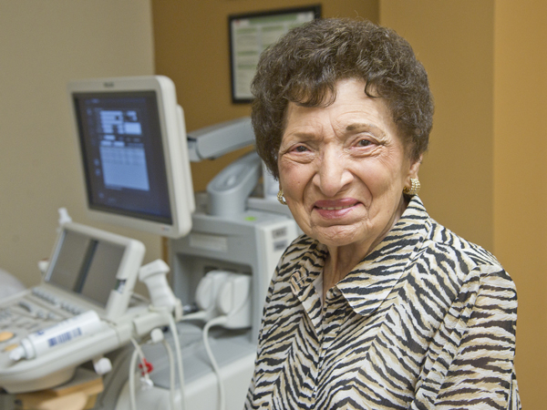Patient makes UMMC history as oldest TAVR recipient