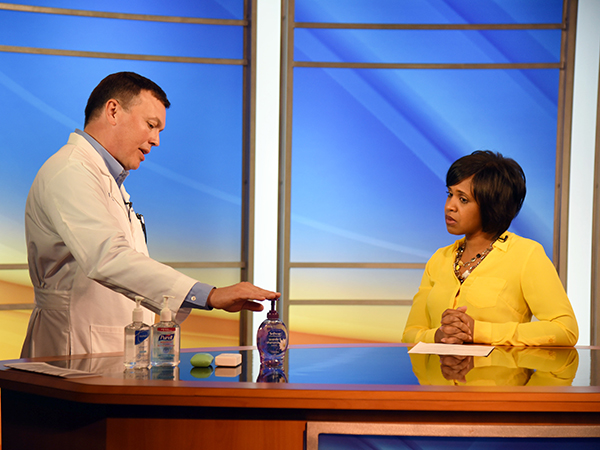 UMMC experts hold court on health during Medical Monday