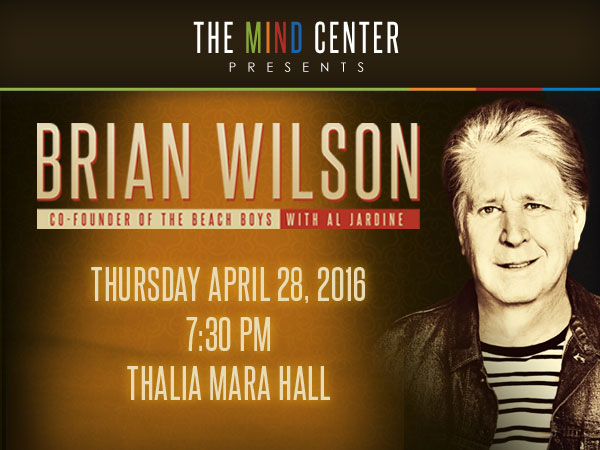 Brian Wilson brings California Sound to Jackson benefit concert for MIND Center