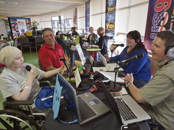 Radiothon to tell Children's Hospital stories, encourage donations