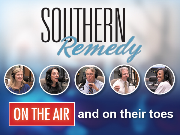 UMMC health experts entertain, inform daily on Southern Remedy