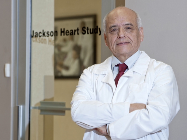 Veteran physician-scientist named leader of renowned Jackson Heart Study