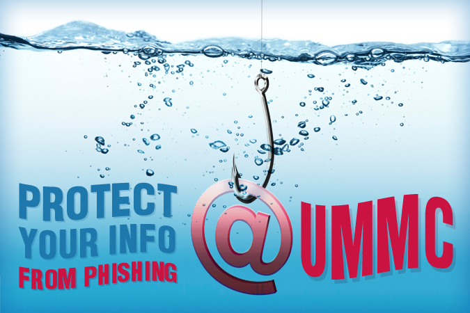 Don't fall for a phishing scam