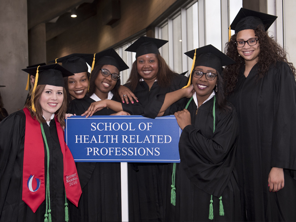 Commencement marks end of era for cytotechnology program