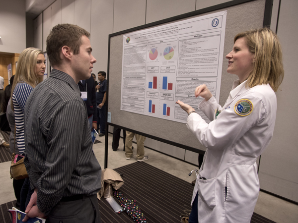 Research Day brings together campuses, ideas