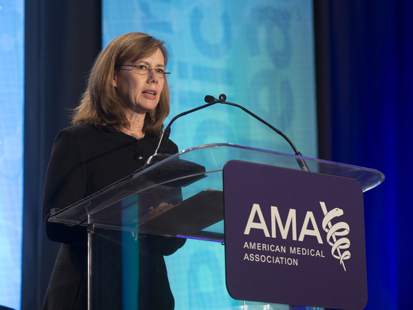 State health officer, UMMC alum reaps prominent AMA award