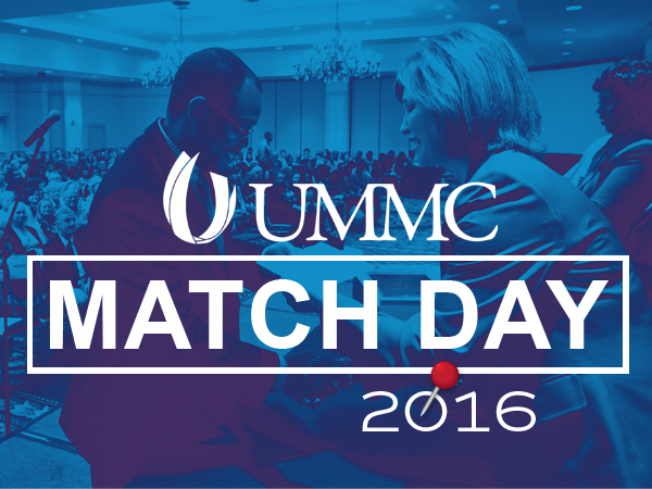 Match Day summons moments of inspiration, insight that led students here