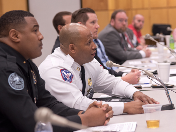 Exercise helps agencies coordinate thunderous response to WMD threats