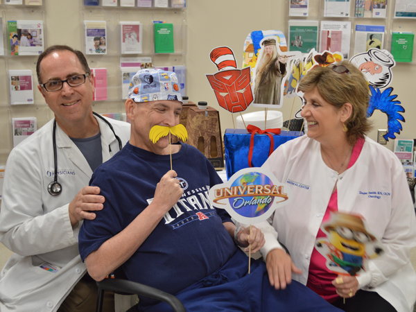 Cancer patient gets Dream vacation