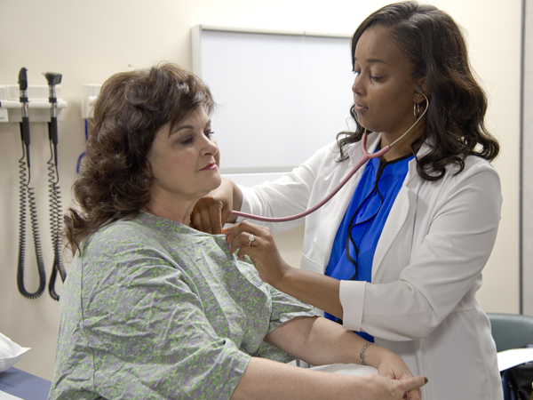 Behavioral health gets interprofessional at clinical skills assessment center