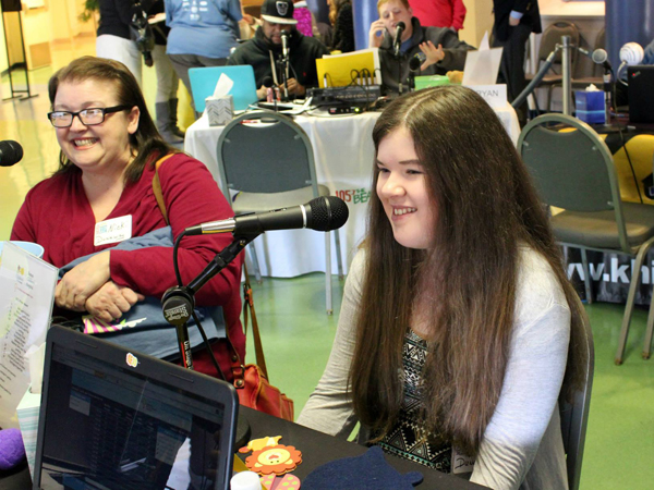 Hannah Dunaway, who started life in the neonatal intensive care unit, has taken to the airwaves to help Batson Children's Hospital during the March 2 Mississippi Miracles Radiothon.