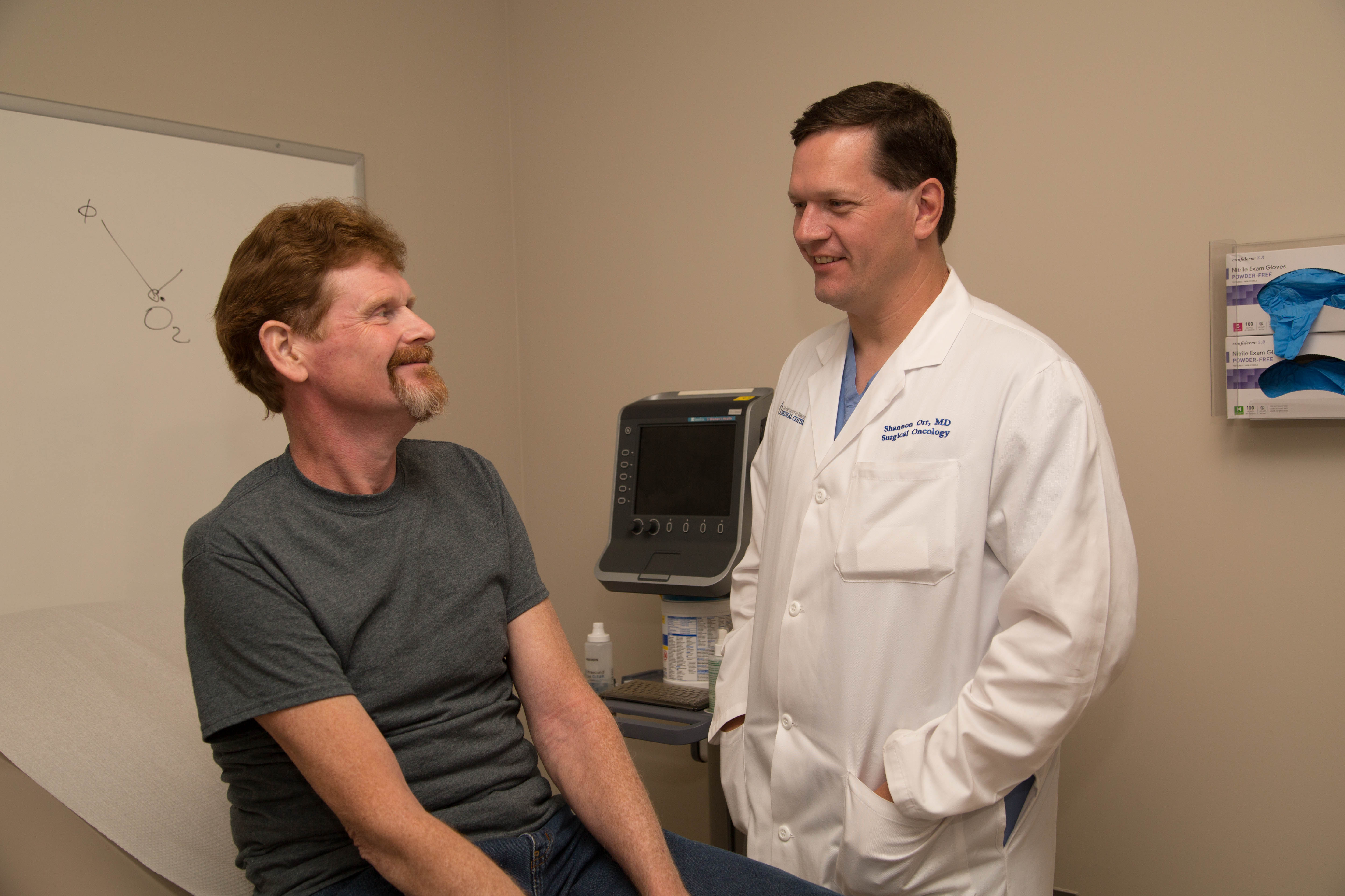 Unique surgery gives Mississippi man second chance - University of ...