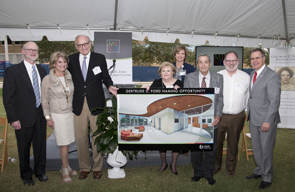 UMMC, MIND Center announce $10 million Ford Foundation gift