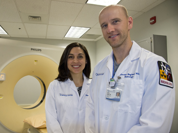 Image-ine that: Married radiologists begin careers at UMMC Grenada
