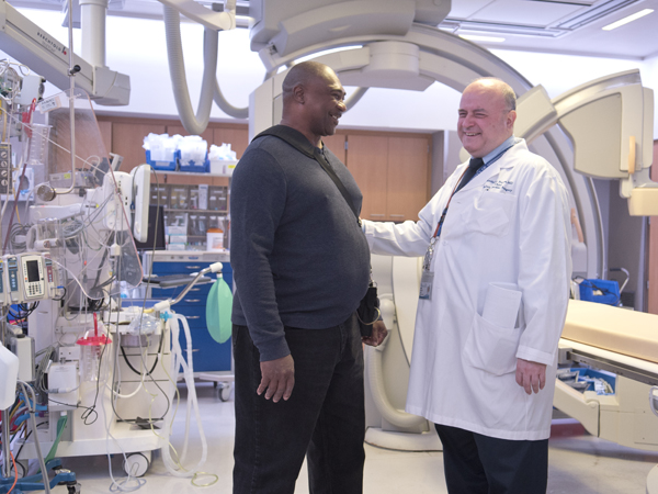VAD program expansion saving more lives