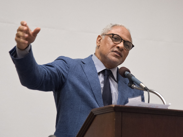 Mike Espy, Edelman lecturer: U.S. food policy is not health policy