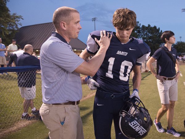 Friday football injury clinic a game-changer