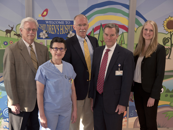 $1.9M NIH grant to fund research in children's health at UMMC
