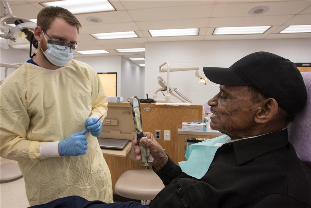 dental mission week participants care for state�s