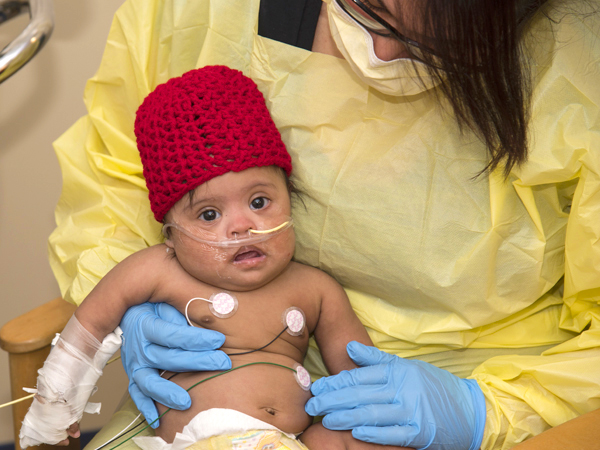 'Little Hats' raise awareness of big cause: healthy hearts