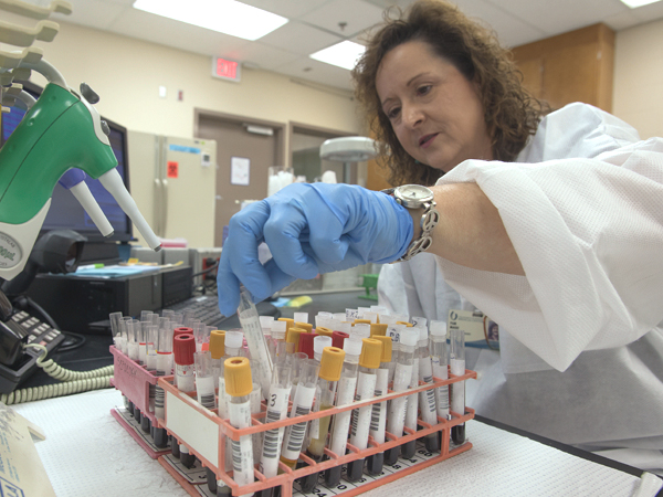 Increased testing, awareness make ground in HIV infection battle