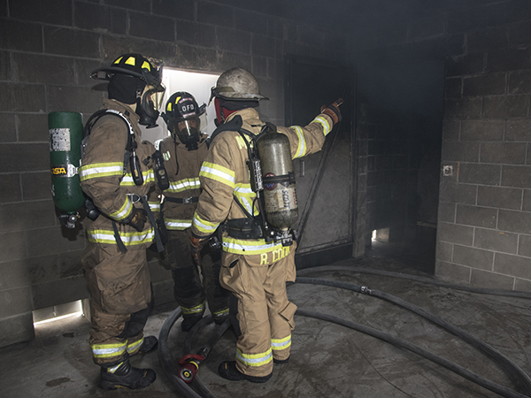 Federal grant fuels first responder training
