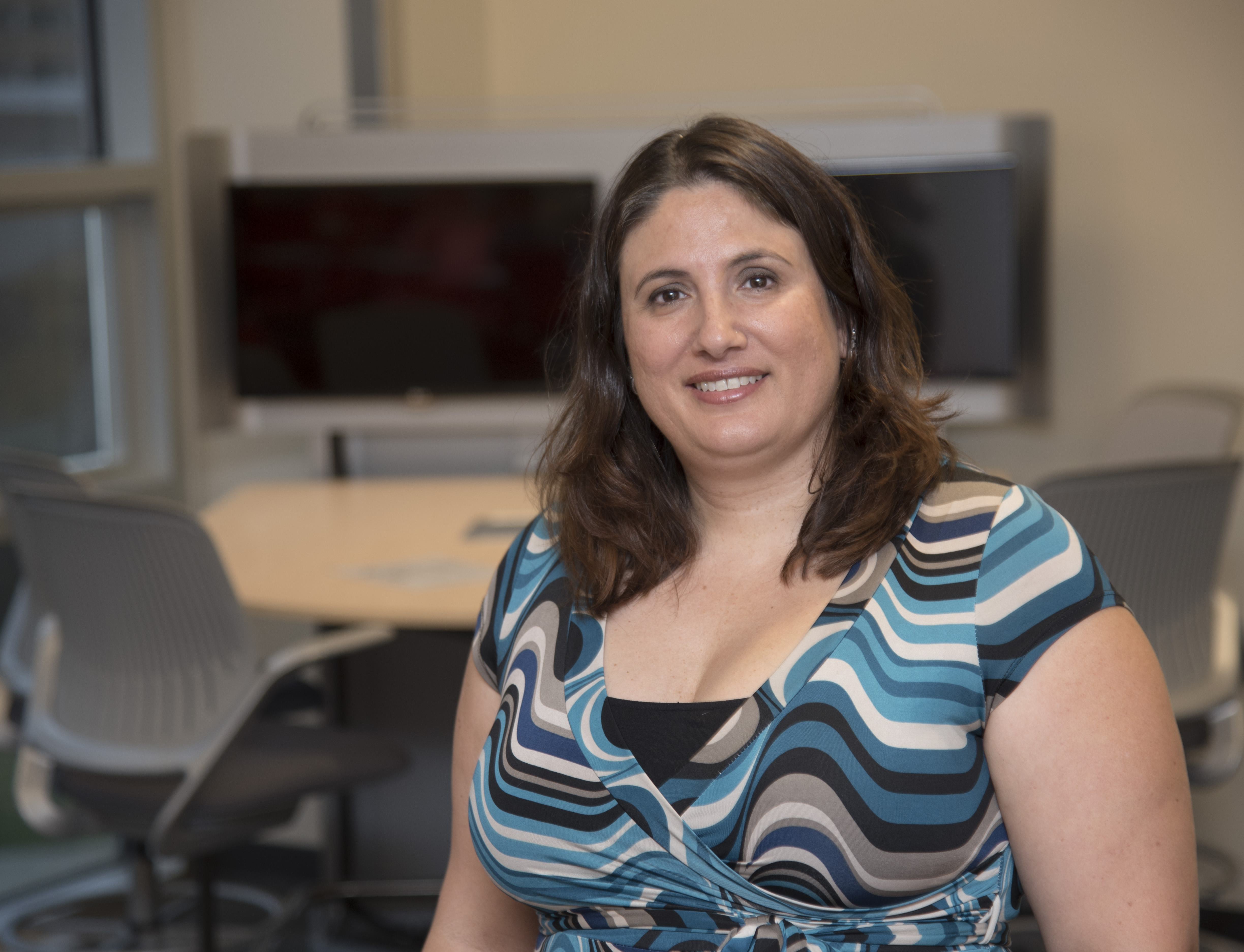 New SHRP faculty digs big data
