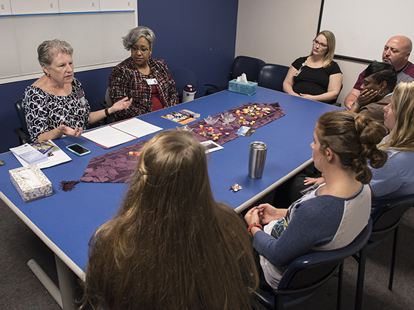 Code You: chaplains, colleagues help UMMC's healers find healing
