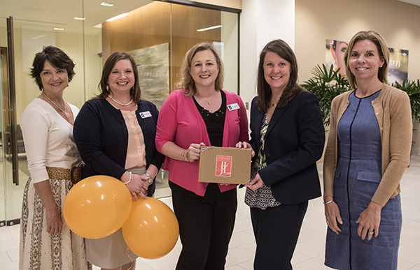 Junior League shows support with $400,000 gift to Children's of Mississippi campaign