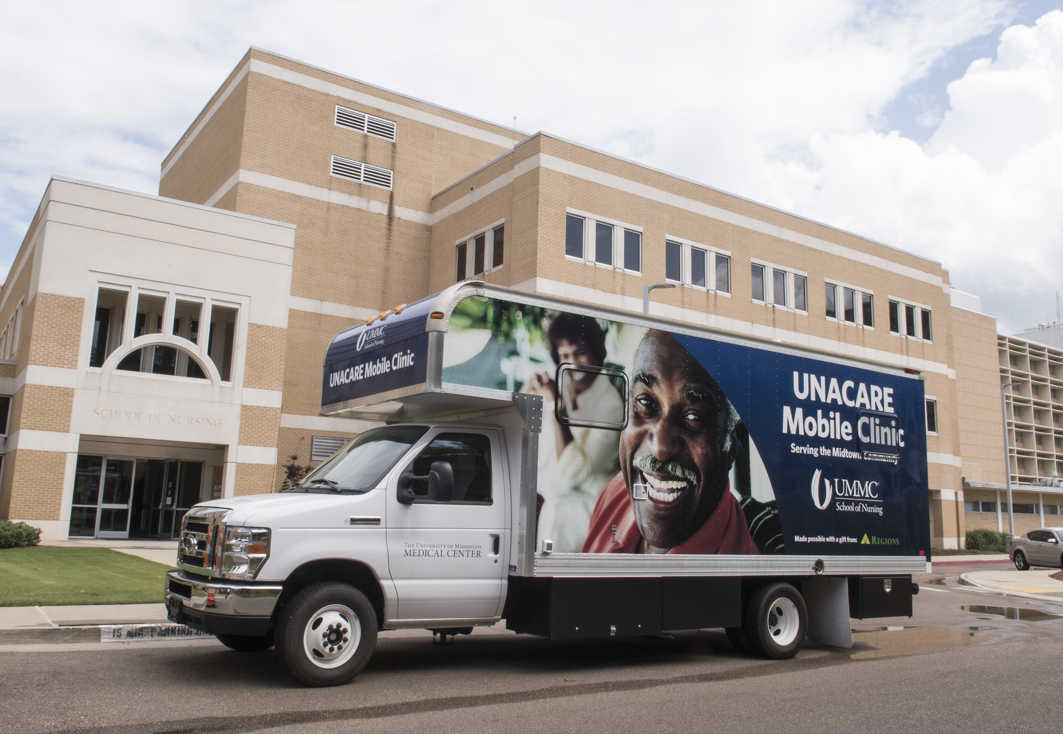 Unacare Mobile Clinic To Take Health Care Directly To Midtown