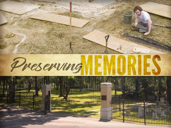 UMMC evaluates options to memorialize asylum patients buried on campus