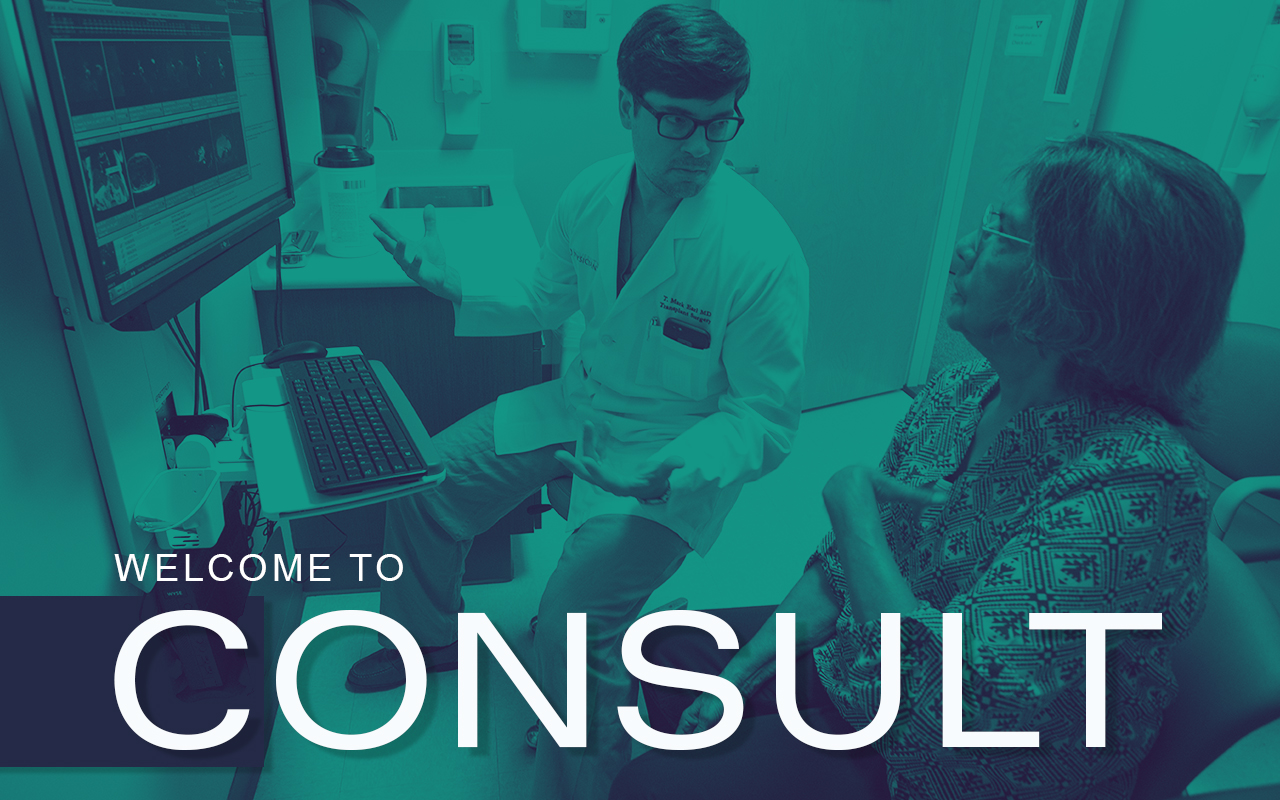 Learn more about UMMC with monthly CONSULT