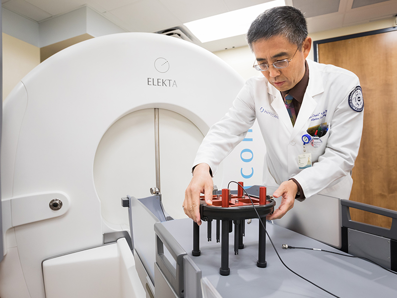 Gamma Knife offers noninvasive care for brain tumors