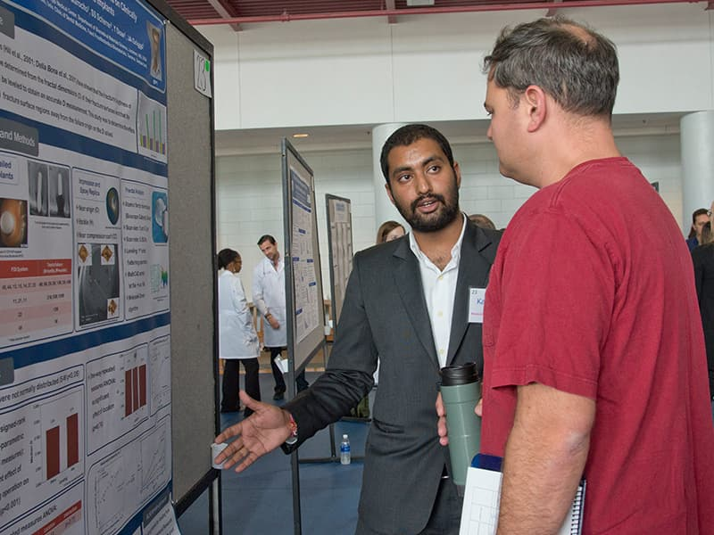 SGSHS Research Day highlights trainees, Distinguished Alumnus