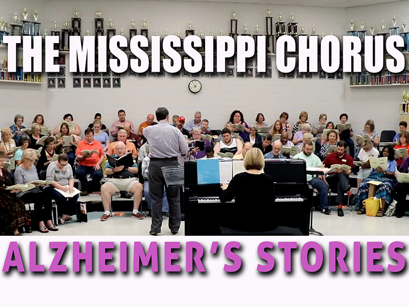 Video: The sound of Alzheimer's Stories