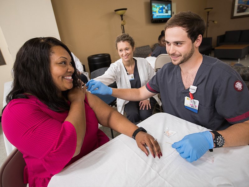 UMMC gives visiting students clinical experiences key to their training
