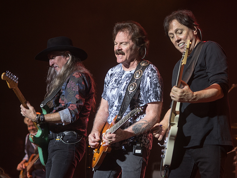 d0167438b20 The Doobie Brothers rocked Thalia Mara Hall in Jackson September 14 during  a benefit concert for