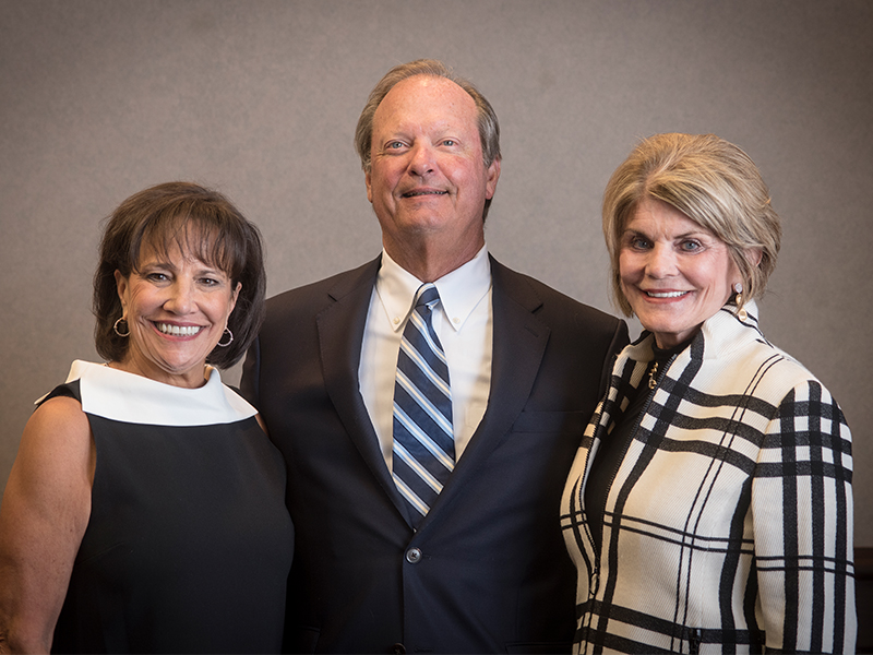Tradition of strong Friends leadership continues with new board chair