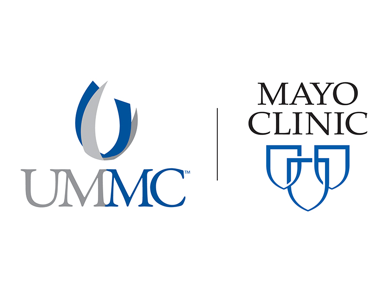 The University of Mississippi Medical Center and the Mayo Clinic in Rochester, Minnesota have joined forces to create new clinical research opportunities on both campuses. With several efforts in the works, the two institutions are now preparing to collaborate on a population-level study of aging.