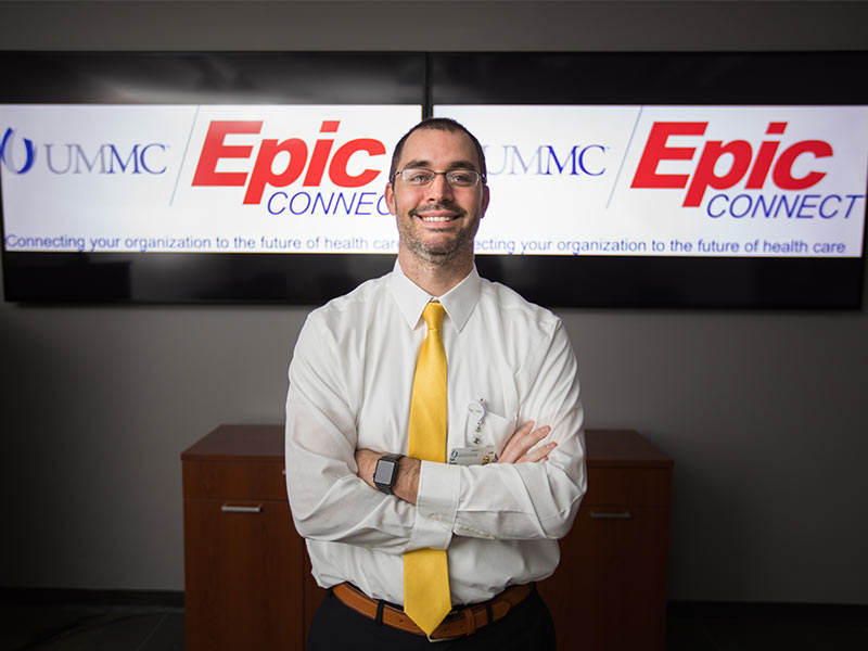 Ummc Epic Connect Links Medical Center Health Department