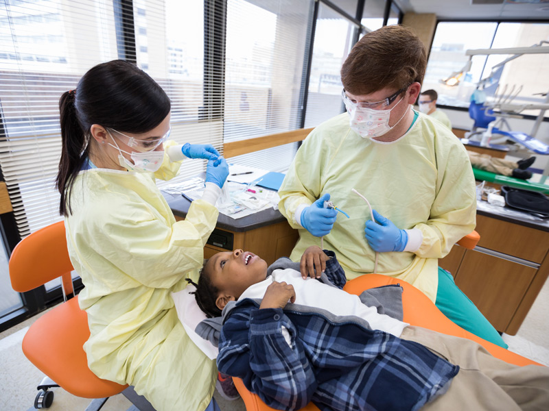 Photos: Record number of patients receive free dental care