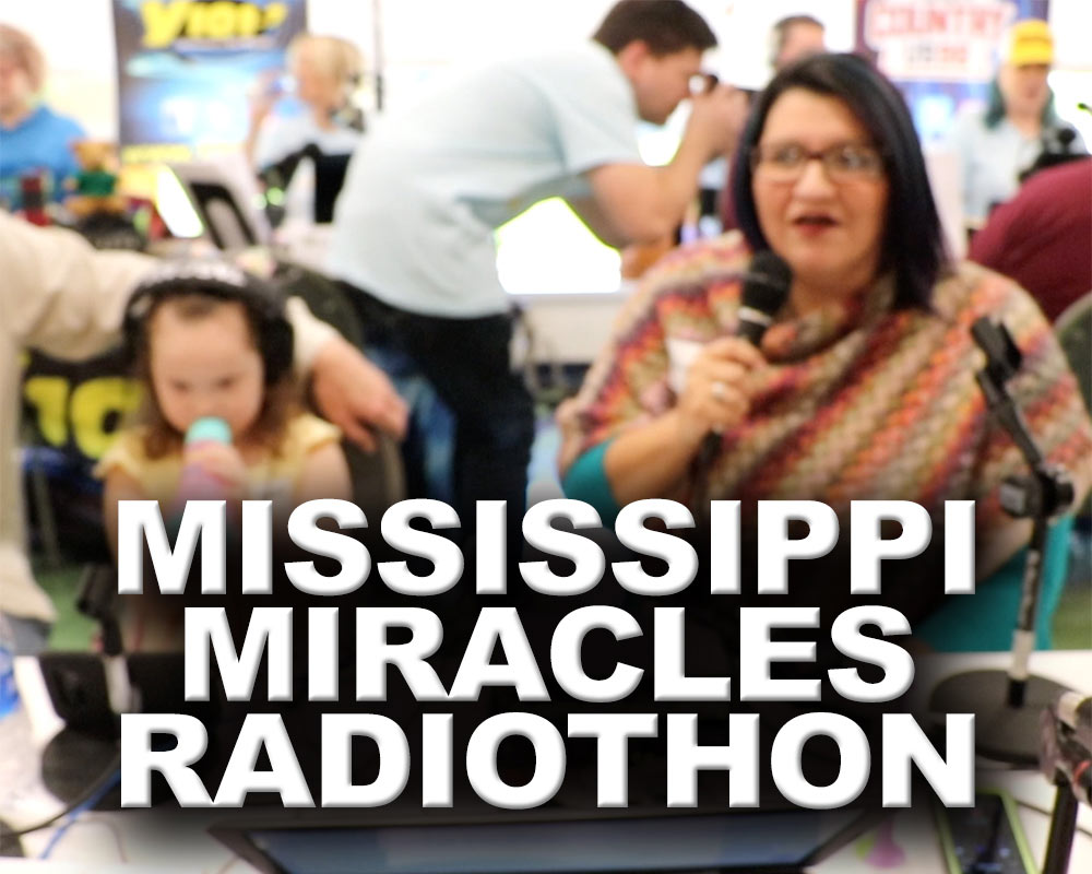 Video: 2018 Mississippi Miracles Radiothon