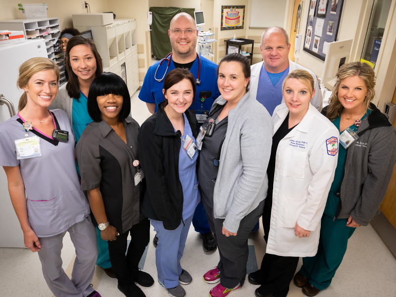 Frontline team effort spurs improved patient safety scores