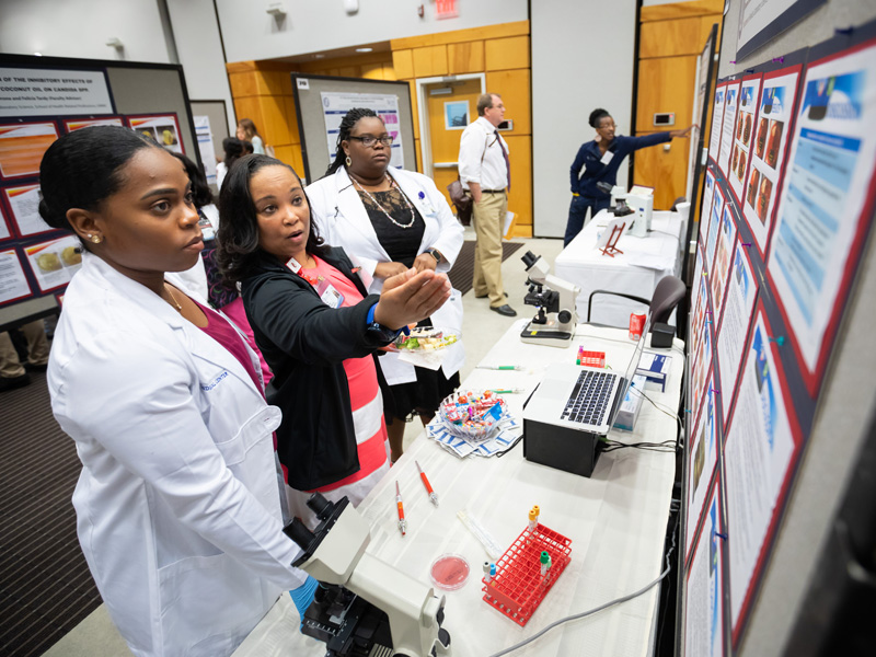 Photos: SHRP Research Day