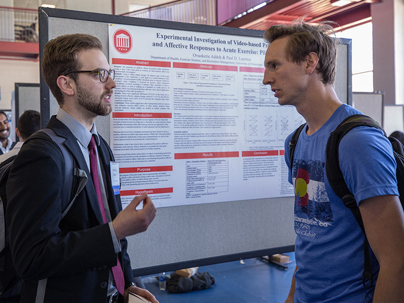 Dual-campus Research Day fosters collaborative science
