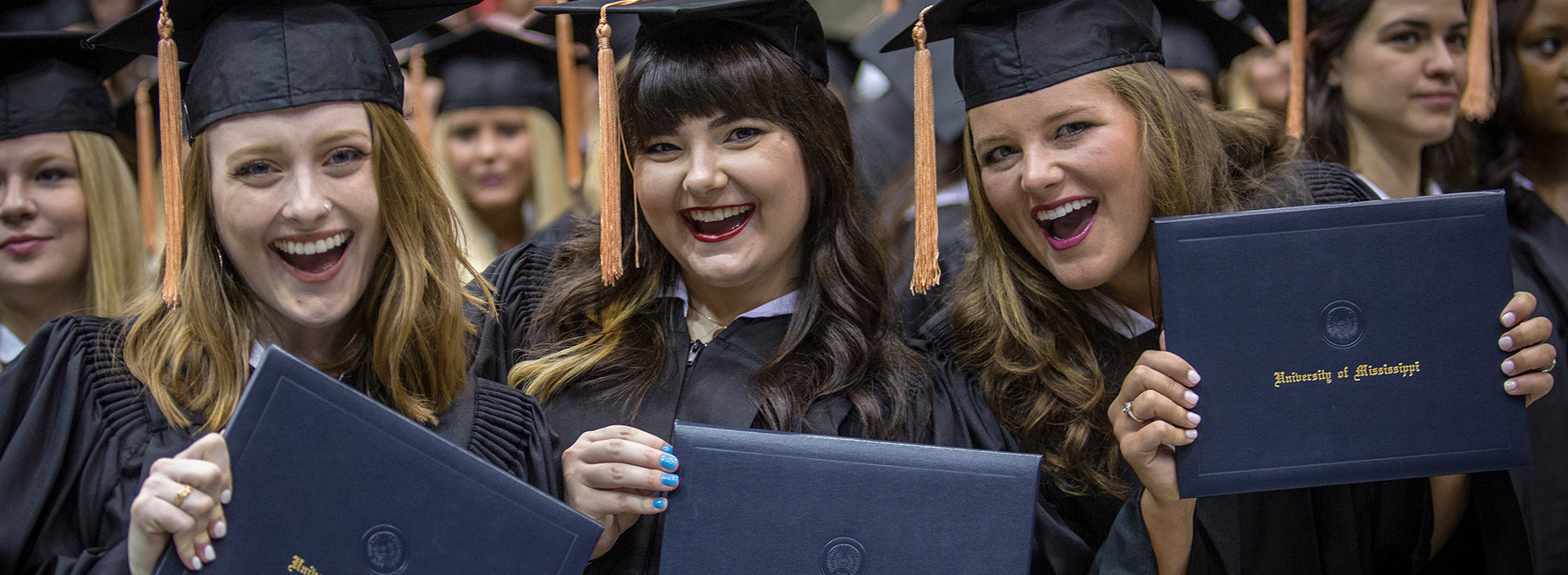 UMMC confers 930 degrees in health sciences professions