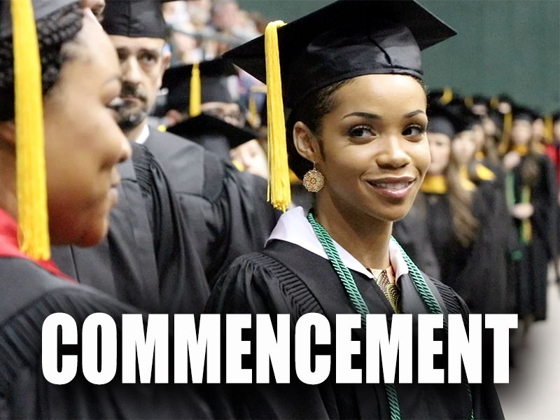 Video: UMMC's 2018 Commencement confers 930 degrees