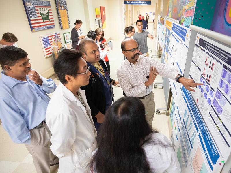 Autism Researchers Blast Budget Cuts >> Inaugural Pediatric Research Day Spotlights Potential Advances In