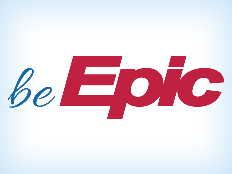 Campaign: Be more than an electronic health record users - beEpic!
